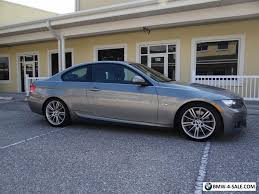 bmw coupe m 2010 bmw 3 series 335i coupe m sport pkg for sale in united states