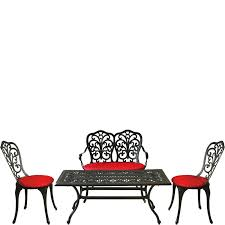 Aluminium Bistro Table And Chairs Bistro Sets Tables Chairs U0026 Dining Sets At Homebase Co Uk