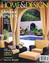 Home Design Magazine Dc Capitol Design Media Articles