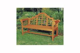 Garden Bench Hardwood Pictures Of Garden Benches Lovetoknow