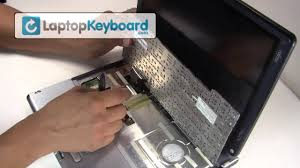 fujitsu lifebook keyboard installation replacement guide remove