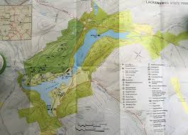 Pennsylvania State Parks Map by Lackawanna State Park Pa U2013 Peregrinations