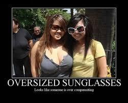Sunglasses Meme - oversized sunglasses jpg