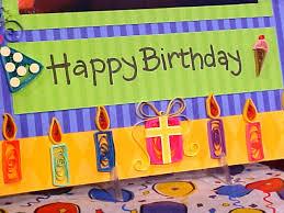 birthday quilling hgtv