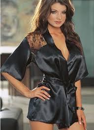 robe de chambre femme satin femme noir nuit robe transparente dentelle florale spliced