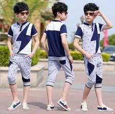 Inexpensive Children S Clothing Children Clothing Boy Big Boy Suit Summer Summer Men U0027s Casual