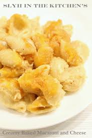 smoked chedder macaroni and cheese slyh in the kitchen