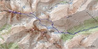 14ers Map 14ers Com U2022 Trip Report The Sun Will Come Out Tomorrow