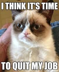 I Quit Meme - i think it s time to quit my job cat meme cat planet cat planet