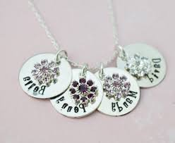 personalized mothers day necklace uncategorized day necklaces mothers gift