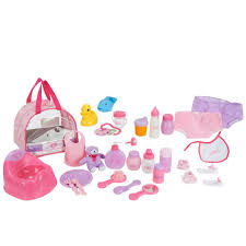 baby us you me baby doll care accessories in bag colors styles may vary