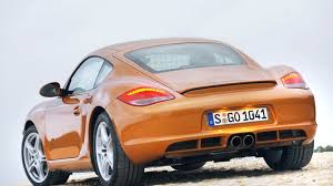 porsche cayman orange new porsche cayman video