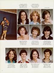 1980 high school yearbook ware high school limelight yearbook ware ma class of 1980