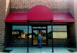 Entrance Awning Door Awnings Delta Tent U0026 Awning Company
