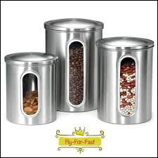 28 airtight kitchen canisters oggi airtight stainless steel airtight kitchen canisters kitchen storage food coffee cereal canister set airtight