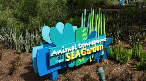 Seaworld Orlando Park Map by Animal Connections At Seaworld Orlando
