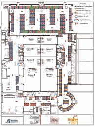 trade show floor plan trade show