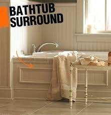 bathtubs bath shower enclosure ideas tub surround ideas
