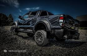 Ford Ranger Design Bespoke Ford Ranger Pays Tribute To Motorcycle Champion Valentino