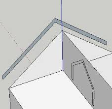 Gabled Dormer 9 Edges To Rubies The Complete Sketchup Tutorial