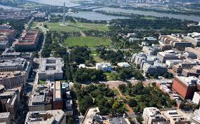 Map Of Washington Dc Monuments by Lafayette Square Washington D C Wikipedia