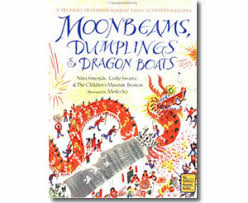 new year book for kids moonbeams dumplings and boats book review new year