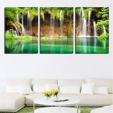art colorful rain wall canvas wall art living room wall decor