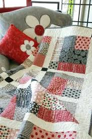 Ideas Design For Colorful Quilts Concept Twist U0026 Turn Four Patch Quilt Pattern Handsome Traditional And