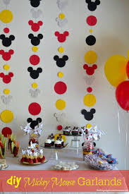 best 25 diy mickey decorations ideas on mickey mouse