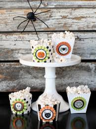 Halloween Brown Paper Bag Crafts 21 Halloween Party Favors And Treat Bag Ideas Hgtv