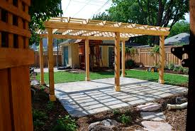 Building A Pergola Attached To The House by Do I Need A Permit To Build A Pergola 2017 Update