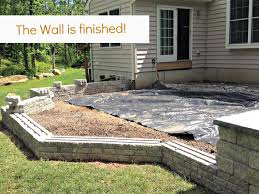 How To Build A Patio by Diy Patio Update Week 3 East Coast Creative Blog