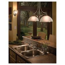66350 965 two light island pendant antique brushed nickel