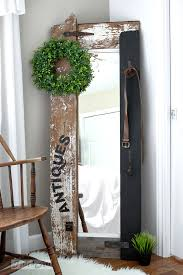 how to make a reclaimed wood antiques tree mirrorfunky junk
