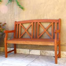 contemporary outdoor bench in wood modern outdoor benches