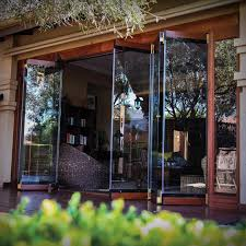 Frameless Patio Doors Sliding Folding Patio Doors Acht Quote