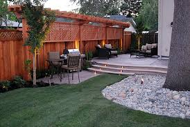 Backyard Privacy Ideas Backyard Privacy Screen Sooprosports
