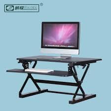 Standing Desk For Laptop by Ergonomic Folding Laptop Standing Desk For Office Or Home To Use