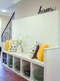 Doorway Bench by Fixer Upper A Fresh Update For A 1962