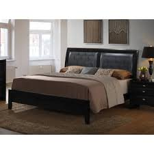 Low Profile King Bed King Size Leather Beds Shop The Best Deals For Nov 2017