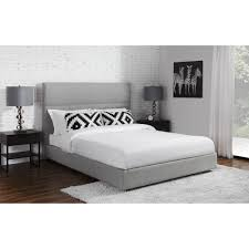 King Size Bed Dimensions In Feet Mainstays 6
