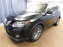 nissan rogue ground clearance 2015 used nissan rogue awd 4dr sl at north coast auto mall serving