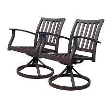 Sling Swivel Rocker Patio Chairs by Swivel Rocking Patio Chairs Under Ground