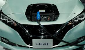 nissan leaf south africa nissan takes on tesla with revamped leaf electric car the