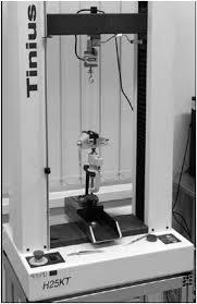 universal testing machine tinius olsen h25 kt for the universal testing machine tinius olsen h25 kt for the measurement of