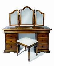 Furniture Vanity Table Exclusive Dressing Table With Mirror Design For Bedroom Furniture