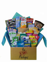feel better care package cold and flu care package resources flu
