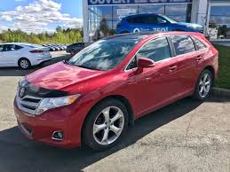 toyota siege hyundai magog used 2014 toyota venza for sale in magog