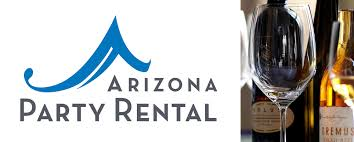 party rentals az tucson weddings wine festival