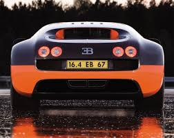 bugatti veyron top speed bugatti veyron supersport 895kw with a top speed of 415km h